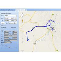 Wholesale Online Vehicle GPS Tracking System Mileage Report Website Based Tracking Platform from china suppliers