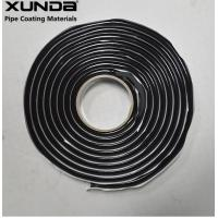 Wholesale Butyl Rubber Filler Pipe Protection Tape 3/8 Round 15 Feet Long Black Or Gray Color from china suppliers
