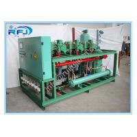 Wholesale DM3B20RFL Air cooled two screw compressor condensing unit R404 380V 50HZ 3 numbers compressor from china suppliers