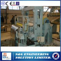 Hign Speed 400m / Min Steel Coil Slitting Machine GI SS Raw Material