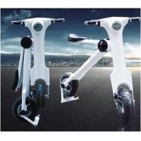 Wholesale AOWA Folding E Scooter Waterproof Electric Foldable Scooter With CE Certifications from china suppliers