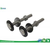 Wholesale Customized Length Toilet Tank Bolts / Toilet Bowl Bolts Anti - Corrosion from china suppliers