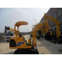 Wholesale WY15-7 Chinese made medium crawler excavator with famous mechanical engineers supports from china suppliers