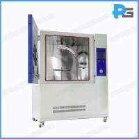Wholesale IPX9K High Pressure and High Temperature Jet Spray Test Chamber for Auto Parts according to ISO20653 from china suppliers