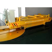 Buy cheap AC power 30T Heavy duty rotating platform for Saudi Arabia painting line from wholesalers