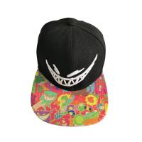 Wholesale Men And Women'S 5 Panel Camper Hat Spring Outdoor Flat Top Style from china suppliers