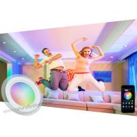 Wholesale Indoor Smart Ceiling Led Panel Lighting RGB 18W Decorative With Bluetooth Wifi APP from china suppliers