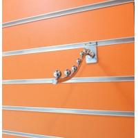 Wholesale Melamine Face MDF Slatwall With Aluminum Inserts from china suppliers