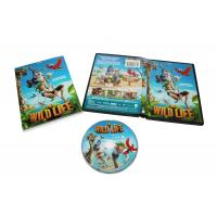 Wholesale Supply New Release Disney Cartoon Dvd Movie : The Wild Life DHL Free Shipping