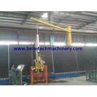 Wholesale Glass Slewing Crane with suction cup for IG line from china suppliers