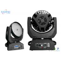Wholesale Led RGBW DMX512 14/18 108Pcs 3W WashLight  Disco Moving Head Lighting from china suppliers