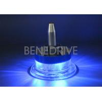 Quality 360 Degree Illuminated Solar Traffic Bollard Post Delineator Cap Light STB014 for sale