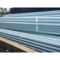 Wholesale Custom Made Hot Dipped Galvanized Steel Pipes, GI Pipe / Tube For Petroleum, Power, Gas Metallurgy from china suppliers