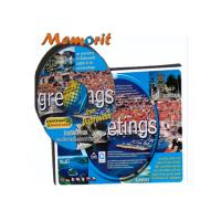 Wholesale Customized 1.4G Mini 80mm DVD-ROM Replication Application Product Instructional Videos from china suppliers
