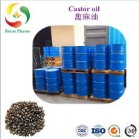 Wholesale CAS NO.8001-79-4 100% Natural Factory price castor oil for hair carrier oil from china suppliers