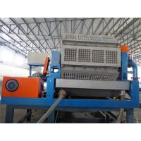 Buy cheap Roller Type Pulp Molding Machine New Paper Pulping Egg Tray Machiney from wholesalers