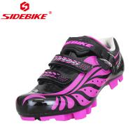 Wholesale TPU Womens MTB Cycling Shoes Geometry Design Body High Pressure Resistance from china suppliers