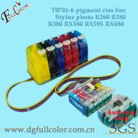 Wholesale Refillable ink tanks, CISS Continuous Ink Supply System for Epson Stylus T60 printer from china suppliers