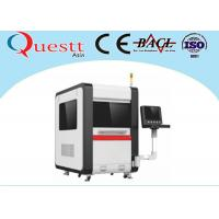 Wholesale CNC Laser Cutter 300W For Precise Products , CNC Glass Cutting Machine 500x500mm from china suppliers