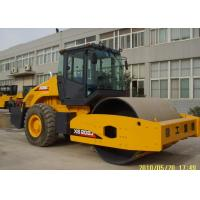 Quality XS202J Mechanical Single Drum Vibratory Road Roller for sale