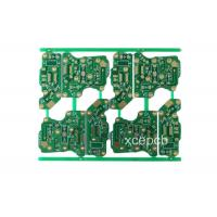 Wholesale High Frequency Fr4 Double Sided Rigid PCB Fabrication and Design Service 6 Layer from china suppliers