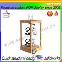 Wholesale 2015 new design Desktop/ Countertop C Clip Watch Display from china suppliers