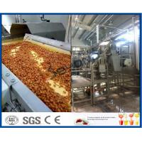 Wholesale Fruit Processing Plant Juice Making Machine Orange Juice Extractor With Washing / Pulping System from china suppliers