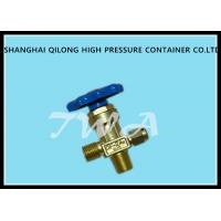Wholesale Brass oxygen cylinder valves,QF-2A1, Thread connected to cylinder GB8335 PZ27.8 mm bottle valves from china suppliers