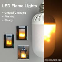 Wholesale 3D Vivid LED Flame Light E27 LED Candle Light from china suppliers