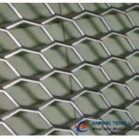Buy cheap Hexagonal Hole Expanded Metal With Stainless Steel, Aluminum Plates from wholesalers