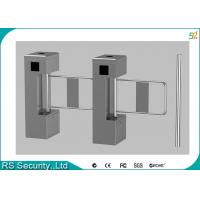 Wholesale Pedestrain Supermarket Swing Gate, Access Control Turnstiles Swing Barrier from china suppliers