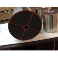 Buy cheap molecular sieve wheel Rotor ,silica Gel honeycomb Rotor for dehumidifiers from wholesalers