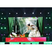 Wholesale 1/11 scan P5.95 background Indoor Full Color LED display  panels with SMD3528 for stage from china suppliers