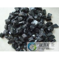 Wholesale 30-50mm natural black Tourmaline stones/raw black Tourmaline tumbled pieces from china suppliers