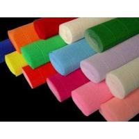 Wholesale Safety Health Craft Crepe Paper Sheets For Wide Crepe Paper Streamers Making from china suppliers
