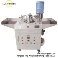 Wholesale Steam heating hat molding machine with single head from china suppliers