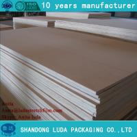 Wholesale Luda 3mm high quality white wood poplar plywood for India market from china suppliers