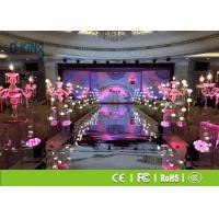 Wholesale Mobile LED Screen Rental , P2.5 Video Wall LED Display For Wedding / Hotel Show from china suppliers