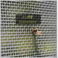 Buy cheap galvanized iron window screens, insect screen for doors and windows, Factory direct supply from wholesalers