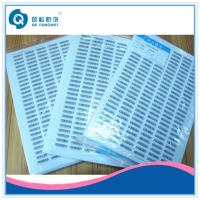 Wholesale Custom Made Self Adhesive Barcode Labels For Package , Thermal Transfer Barcode Sticker from china suppliers