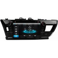 Wholesale Ouchuangbo New Car GPS Radio Player for Toyota Corolla 2014 DVD USB Stereo System OCB-7019A from china suppliers