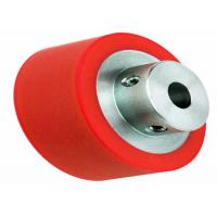 Wholesale Polyurethane Wheels , Industrial Abrasion Resistant PU Polyurethane Rollers Wheels for Conveyor from china suppliers
