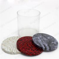 Wholesale Customized Fashion Candle Jar Flat lid for Christmas Occassion from china suppliers