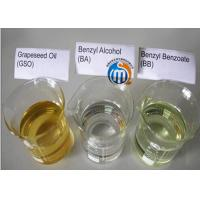 Wholesale Organic Solvents Benzyl Alcohol / BA CAS:100-51-6 for Ointment or Liquid Medicine from china suppliers