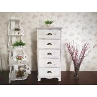 Buy cheap Winsome Wholesale White Solid Wood Box Drawer Cabinet from wholesalers