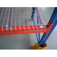 Wholesale Welded Galvanized Wire Mesh Decking for Selective Pallet Racking Small Items Storage from china suppliers