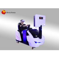 Wholesale 2017 Popular 3dof 9d VR F1 Car Race Simulator For Adult Car Simulator For Kids Playing Car Game Machine from china suppliers