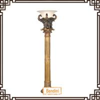 Wholesale New Oriental Chinese Style Decorative Antique Artistic Floor Lamps 10545 from china suppliers