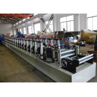 Quality Rack Beam Tube Steel Pipe Making Machine , Rack H Beam Cold Roll Former Machine for sale
