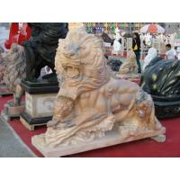 Quality One pair of Lions sculpture from China for sale